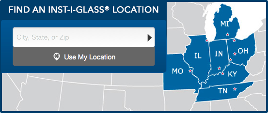 Find your Inst-I-Glass location